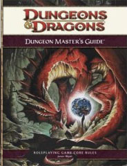 Dungeon Master's Guide - 4th Edition